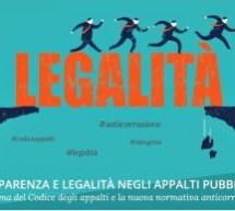 Appalti pubblici: a Torino un convegno su legalità e trasparenza