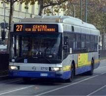Porte differenziate per la salita e la discesa sui bus