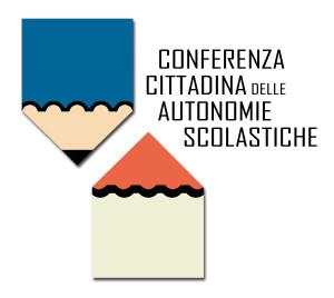 logo Conferenza Cittadina Autonomie Scolastiche
