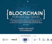 """""""Blockchain for Social Good"""" per sviluppare soluzioni innovative"""