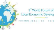 Forum sviluppo locale, pronto il programma