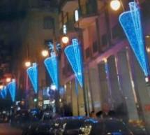 Luci di Natale per Borgo Aurora