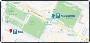 Via Bixio, da lunedì apre il nuovo parcheggio