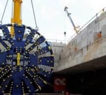 """Metro: """"Masha"""" verso il Lingotto. La viabilità nel sottopasso sarà ripristinata entro 20 giorni"""