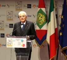 """Assemblea Anci, Mattarella: """"i Comuni sono essenziali per rilancio del Paese"""""""