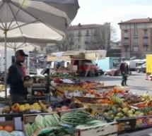 Mercati cittadini: da domani aperti anche al settore non alimentare