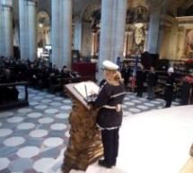 Celebrato in Duomo San Sebastiano, patrono della Polizia Municipale