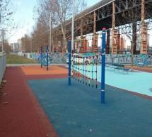 Parco Dora, due nuove aree gioco (anche per disabili)