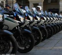 Dieci nuove motociclette per la Polizia municipale