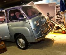 Auto mitiche in mostra al Mauto