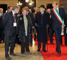 Napolitano, l'ultima visita a Torino