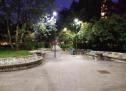 Strade e giardini più sicuri grazie alla nuova illuminazione