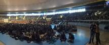 Quattromila studenti al Palaruffini ricordano l'Olocausto