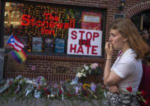 Nightclub Shooting New York Vigil