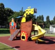 Parchi e giardini, altre 7 aree giochi riqualificate con il contributo di Iren