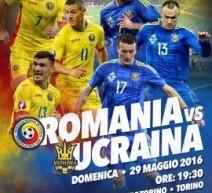 Romania e Ucraina: la prima sfida internazionale allo Stadio Olimpico Grande Torino