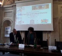 "L'assessora Patti al convegno ""Learning City and cultural diversity"""
