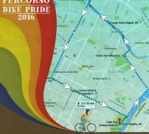 """Il Bike Pride """"si prende"""" la città"""