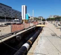 Rinnovo della rete di teleriscaldamento: lavori in piazzale Grande Torino