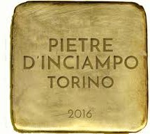 Pietre d'inciampo a Torino dedicate alle vittime della deportazione