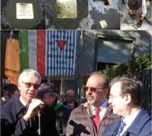 Pietre d'inciampo per ricordare le vittime dell'Olocausto