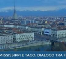 Po, Mississippi e Tago: dialogo tra fiumi