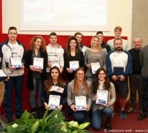 Premiazione atleti Federazione Italiana Nuoto – Comitato Regionale Piemonte e Valle d'Aosta