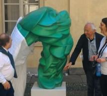 'Arte alle corti': Tony Cragg nel cortile di Palazzo Civico
