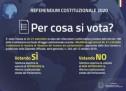 Referendum: si vota domenica, dalle 7 alle 23, e lunedì, fino alle 15