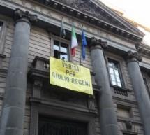 """Torino chiede """"verità per Giulio Regeni"""""""