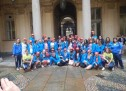 Le Cartha Girls Rugby femminile di Glasgow in visita a Torino