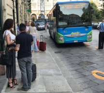 Trasporto pubblico: il capolinea del bus per Caselle si sposta in piazza Carlo Felice. Modifiche di percorso anche per le linee 12 e 61 di Gtt