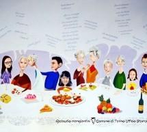 RSA Cardinale Ballestrero: anziani e ragazzi, incontro intorno al cibo