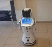 Partecipazione e interazioni con il cittadino: presentato il nuovo robot Sanbot