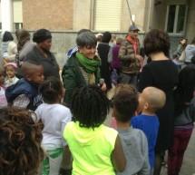 Scuola infanzia Principessa di Piemonte: inaugurati cortile e giardini