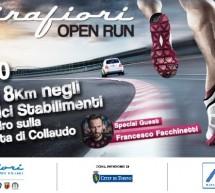 Aperte le iscrizioni per la Mirafiori Open Run