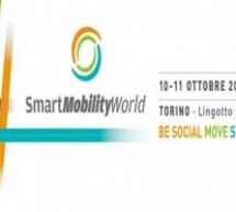 Torino capitale della smart mobility: apre al Lingotto Smart Mobility World 2017