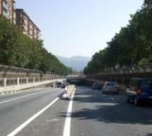 Sottopasso Lingotto, mercoledì 10 aprile chiusa la semicarreggiata sud
