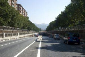 """Sottopasso """"Lingotto"""" chiuso domenica da corso Giambone verso Corso Unità d'Italia"""