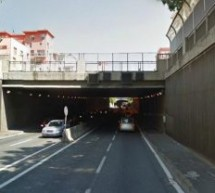 Il sottopasso Rivoli chiude da mercoledì 26 in direzione di parco Ruffini per lavori sull'impianto di illuminazione