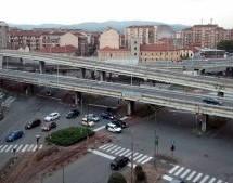 Cavalcavia di corso Grosseto: divieto di transito ai mezzi pesanti
