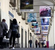 Lungo i Portici della Città nasce una galleria 'a cielo aperto' d'arte e di creatività urbana