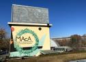 Arte urbana, due nuovi opere sulle pareti del Museo A come Ambiente e della palazzina del comando della Polizia municipale
