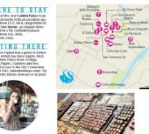 """Torino """"gioiello barocco"""" per il Sunday Times"""