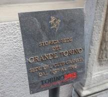 Il Toro compie 109 anni e celebra la storica sede del Grande Torino