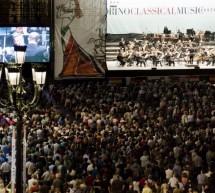 Torna in piazza San Carlo la quarta edizione del Torino Classical Music Festival