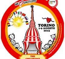 A Torino prima edizione di The Children's World