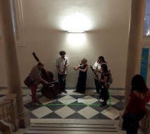 Aperto all'Egizio il Torino Jazz Festival 2015