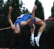 A Marco Fassinotti la vittoria nella gara di salto in alto allo stadio Nebiolo