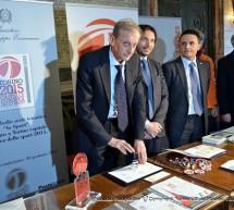 Annullo filatelico per Torino Capitale dello Sport 2015